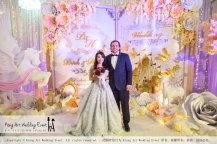 Kiong Art Wedding Event Kuala Lumpur Malaysia Wedding Decoration One-stop Wedding Planning Legend of Fairy Tales Grand Sea View Restaurant 海景宴宾楼 A08-A01-100