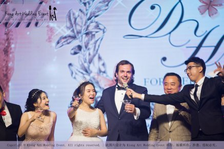 Kiong Art Wedding Event Kuala Lumpur Malaysia Wedding Decoration One-stop Wedding Planning Legend of Fairy Tales Grand Sea View Restaurant 海景宴宾楼 A08-A01-26