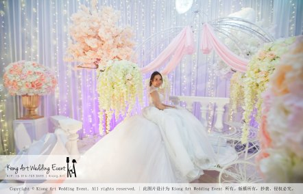 Kiong Art Wedding Event Kuala Lumpur Malaysia Wedding Decoration One-stop Wedding Planning Legend of Fairy Tales Grand Sea View Restaurant 海景宴宾楼 A08-A01-41
