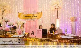 Kiong Art Wedding Event Kuala Lumpur Malaysia Wedding Decoration One-stop Wedding Planning Legend of Fairy Tales Grand Sea View Restaurant 海景宴宾楼 A08-A01-54