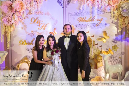 Kiong Art Wedding Event Kuala Lumpur Malaysia Wedding Decoration One-stop Wedding Planning Legend of Fairy Tales Grand Sea View Restaurant 海景宴宾楼 A08-A01-61