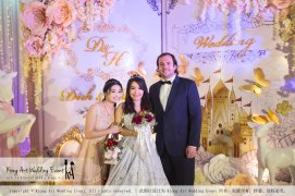 Kiong Art Wedding Event Kuala Lumpur Malaysia Wedding Decoration One-stop Wedding Planning Legend of Fairy Tales Grand Sea View Restaurant 海景宴宾楼 A08-A01-62