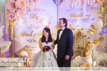 Kiong Art Wedding Event Kuala Lumpur Malaysia Wedding Decoration One-stop Wedding Planning Legend of Fairy Tales Grand Sea View Restaurant 海景宴宾楼 A08-A01-66