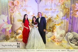 Kiong Art Wedding Event Kuala Lumpur Malaysia Wedding Decoration One-stop Wedding Planning Legend of Fairy Tales Grand Sea View Restaurant 海景宴宾楼 A08-A01-78