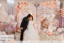Kiong Art Wedding Event Kuala Lumpur Malaysia Wedding Decoration One-stop Wedding Planning Legend of Fairy Tales Grand Sea View Restaurant 海景宴宾楼 A08-A01-93
