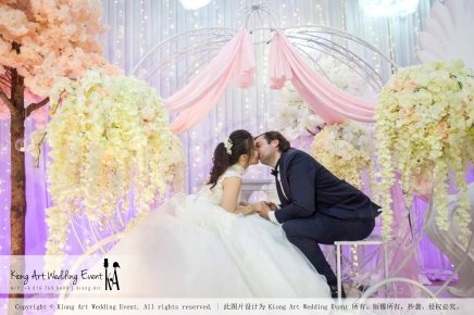 Kiong Art Wedding Event Kuala Lumpur Malaysia Wedding Decoration One-stop Wedding Planning Legend of Fairy Tales Grand Sea View Restaurant 海景宴宾楼 A08-A01-99