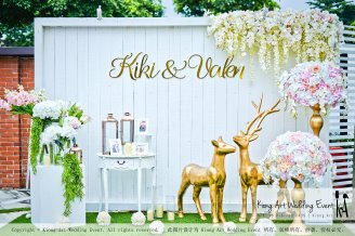 Kiong Art Wedding Event Kuala Lumpur Malaysia Wedding Decoration One-stop Wedding Planning Warm Outdoor Romantic Style Theme Kluang Container Swimming Pool Homestay A07-A01-05