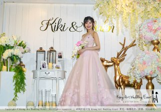 Kiong Art Wedding Event Kuala Lumpur Malaysia Wedding Decoration One-stop Wedding Planning Warm Outdoor Romantic Style Theme Kluang Container Swimming Pool Homestay A07-A01-10