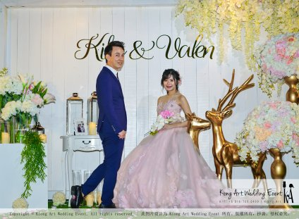 Kiong Art Wedding Event Kuala Lumpur Malaysia Wedding Decoration One-stop Wedding Planning Warm Outdoor Romantic Style Theme Kluang Container Swimming Pool Homestay A07-A01-32
