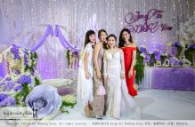 Kiong Art Wedding Event Kuala Lumpur Malaysia Wedding Decoration One-stop Wedding Planning Jing Ta and Dior Yaw 柔佛永平德教会礼堂 A09-B01-05