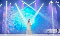 陈永馨于朋友婚礼上献唱-陈永馨-中国好声音-马来西亚婚礼布置 003