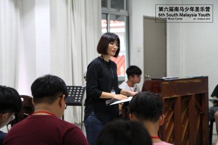 马来西亚 第六届南马少年圣乐营 6th South Malaysia Youth Church Music Camp A04-025
