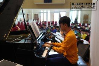 马来西亚 第六届南马少年圣乐营 6th South Malaysia Youth Church Music Camp B01-016
