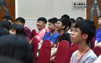 马来西亚 第六届南马少年圣乐营 6th South Malaysia Youth Church Music Camp B03-030