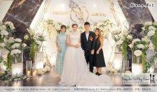 Malaysia Kuala Lumpur Wedding Event Kiong Art Wedding Deco Decoration One-stop Wedding Planning of Nelson and Jeanine Wedding 陈永馨 中国好声音 A11-A02-16