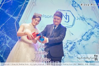 Malaysia Kuala Lumpur Wedding Event Kiong Art Wedding Deco Decoration One-stop Wedding Planning of Nelson and Jeanine Wedding 陈永馨 中国好声音 A11-A03-15