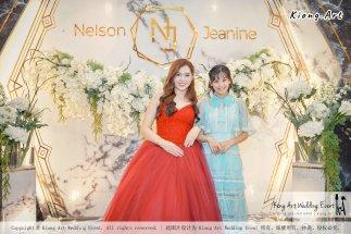 Malaysia Kuala Lumpur Wedding Event Kiong Art Wedding Deco Decoration One-stop Wedding Planning of Nelson and Jeanine Wedding 陈永馨 中国好声音 A11-A05-13