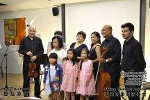String Quartet Recital Arts in Our Home Batu Pahat Johor Malaysia 弦乐四重奏演奏会 艺在家乡 峇株巴辖 柔佛 马来西亚 A008