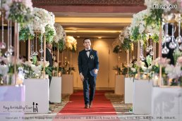 Malaysia Kuala Lumpur Wedding Decoration Kiong Art Wedding Deco One-stop Wedding Planning Selangor of Zhe and Ying Wedding at Hotel Equatorial Melaka A12-A01-13