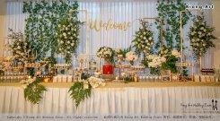 Malaysia Kuala Lumpur Wedding Decoration Kiong Art Wedding Deco One-stop Wedding Planning Selangor of Zhe and Ying Wedding at Hotel Equatorial Melaka A12-E01-01
