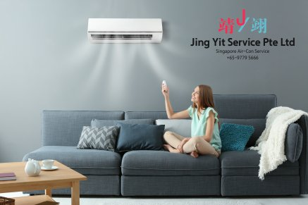 Singapore AirCon Service Air Conditioning Cleaning Repairing and Installation Air-con Gas Refill Aircon Chemical Wash Singapore Jing Yit Service Pte Ltd A001