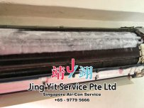 Singapore AirCon Service Air Conditioning Cleaning Repairing and Installation Air-con Gas Refill Aircon Chemical Wash Singapore Jing Yit Service Pte Ltd A02-21