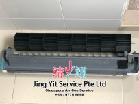 Singapore AirCon Service Air Conditioning Cleaning Repairing and Installation Air-con Gas Refill Aircon Chemical Wash Singapore Jing Yit Service Pte Ltd A02-22