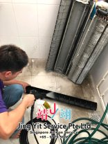 Singapore AirCon Service Air Conditioning Cleaning Repairing and Installation Air-con Gas Refill Aircon Chemical Wash Singapore Jing Yit Service Pte Ltd A02-27