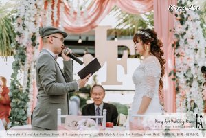 Malaysia Kuala Lumpur Wedding Decoration Kiong Art Wedding Deco Eternal Registration of Marriage Ceremony Open-air Party of Jack and Fish ROM at Kluang Container Hotel A14-A01-118