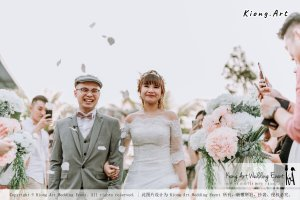 Malaysia Kuala Lumpur Wedding Decoration Kiong Art Wedding Deco Eternal Registration of Marriage Ceremony Open-air Party of Jack and Fish ROM at Kluang Container Hotel A14-A01-197