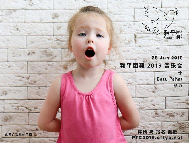 峇株巴辖 音乐会 和平团契 少年团 2019 音乐会 2019年 6月 28日 钢琴 吉他 小提琴 大提琴 古筝 独唱 Peace Fellowship 2019 Concert at Batu Pahat Piana Guitar Violin Cello GuZheng Singing A008