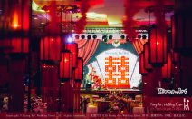 Kuala Lumpur Wedding Deco Decoration Kiong Art Wedding Deco Old Shanghai Style Wedding 旧上海风情婚礼 Steven and Tze Hui at Golden Dragonboat Restaurant 金龙船鱼翅海鲜酒家 Malaysia A16-A01-023