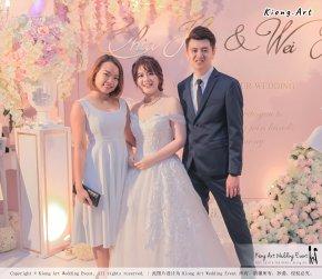 Malaysia Wed Kuala Lumpur Wedding Deco Decoration Kiong Art Wedding Deco Warm and Happy Wedding Theme Chia Hao and Wei Xin Sin Yang Restaurant Batu Pahat A15-A01-034