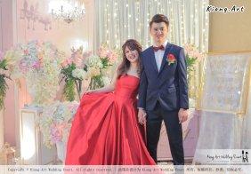 Malaysia Wed Kuala Lumpur Wedding Deco Decoration Kiong Art Wedding Deco Warm and Happy Wedding Theme Chia Hao and Wei Xin Sin Yang Restaurant Batu Pahat A15-A01-061