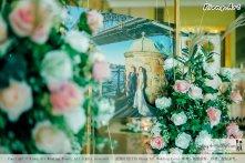 Kuala Lumpur Wedding Event Deco Wedding Planner Kiong Art Wedding Event 吉隆坡一站式婚礼策划布置 Klang Commercial Convention Centre KCCC 巴生皇城商务会展中心 A01-009