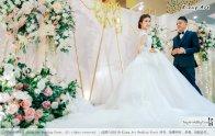 Kuala Lumpur Wedding Event Deco Wedding Planner Kiong Art Wedding Event 吉隆坡一站式婚礼策划布置 Klang Commercial Convention Centre KCCC 巴生皇城商务会展中心 E01-002