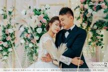 Kuala Lumpur Wedding Event Deco Wedding Planner Kiong Art Wedding Event 吉隆坡一站式婚礼策划布置 Klang Commercial Convention Centre KCCC 巴生皇城商务会展中心 E01-005