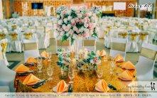 Kuala Lumpur Wedding Event Deco Wedding Planner Kiong Art Wedding Event 吉隆坡一站式婚礼策划布置 Klang Commercial Convention Centre KCCC 巴生皇城商务会展中心 A01-008