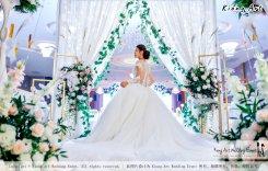 Kuala Lumpur Wedding Event Deco Wedding Planner Kiong Art Wedding Event 吉隆坡一站式婚礼策划布置 Klang Commercial Convention Centre KCCC 巴生皇城商务会展中心 E01-013