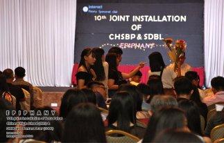 10th Joint Installation of Batu Pahat Chinese High School CHS and SMK Dato Bentara Luar SDBL - EPIPHANY - Interact Club - Rotary Sponsored Club The Katerina Hotel Batu Pahat A20