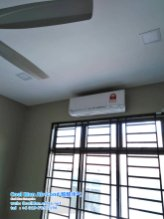 Cool Man Air-Cond Batu Pahat Air Cond Service Air-Cond Installation Air Conditioning 酷酷冷气 冷气维修服务 冷器安装 峇株巴辖 冷气服务 A12