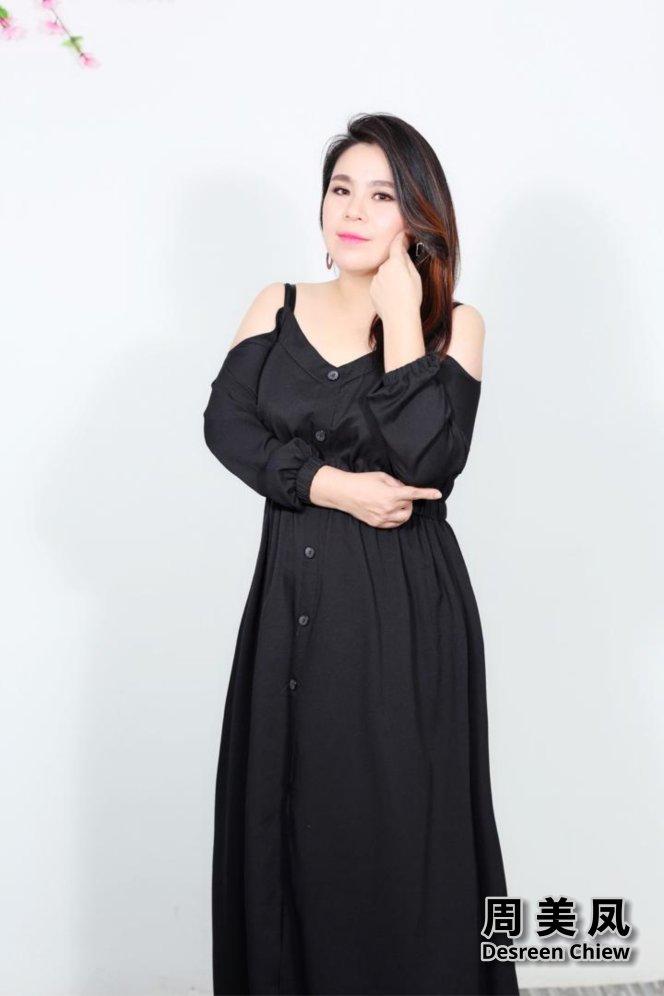 周美凤 洺范国际美学学校 创办人 Desreen Chiew founder of M Feng Make Up Academy 创办人 马来西亚著名 及 资深 全方位 彩妆造型师 A01