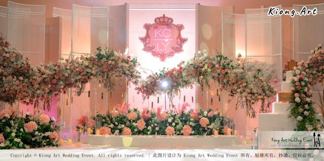 黑哥与林云姐 婚礼 Khen Chua and Leng Yein Wedding at KLCC Convention Centre Declaration of Love 爱的宣言 马来西亚 全民姐姐 Kuala Lumpur Wedding Event Deco Wedding Kiong Art Wedding Event 吉隆坡一站式婚礼策划布置 A01-013
