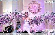 黑哥与林云姐 婚礼 Khen Chua and Leng Yein Wedding at KLCC Convention Centre Declaration of Love 爱的宣言 马来西亚 全民姐姐 Kuala Lumpur Wedding Event Deco Wedding Kiong Art Wedding Event 吉隆坡一站式婚礼策划布置 D01-002