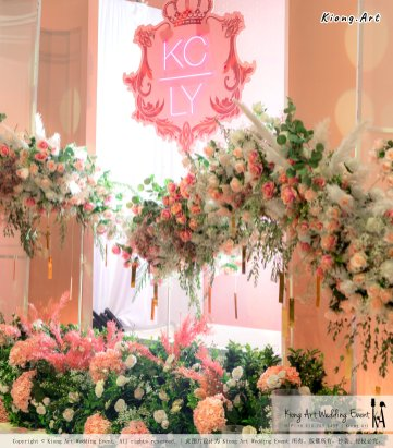 黑哥与林云姐 婚礼 Khen Chua and Leng Yein Wedding at KLCC Convention Centre Declaration of Love 爱的宣言 马来西亚 全民姐姐 Kuala Lumpur Wedding Event Deco Wedding Kiong Art Wedding Event 吉隆坡一站式婚礼策划布置 A01-008