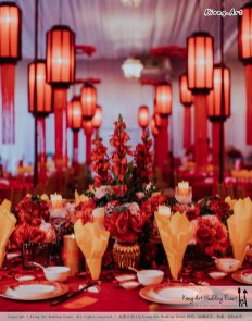 Kuala Lumpur Wedding Event Deco Wedding Planner Kiong Art Wedding Event 吉隆坡一站式婚礼策划布置 Klang WK Banquet Hall Oriental Traditional Culture Wedding 东方传统文化婚礼 A01-020