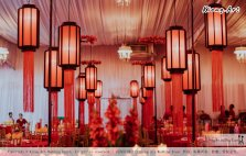 Kuala Lumpur Wedding Event Deco Wedding Planner Kiong Art Wedding Event 吉隆坡一站式婚礼策划布置 Klang WK Banquet Hall Oriental Traditional Culture Wedding 东方传统文化婚礼 B01-001