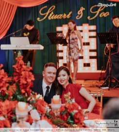 Kuala Lumpur Wedding Event Deco Wedding Planner Kiong Art Wedding Event 吉隆坡一站式婚礼策划布置 Klang WK Banquet Hall Oriental Traditional Culture Wedding 东方传统文化婚礼 A01-007