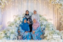 Kuala Lumpur Wedding Event Deco Wedding Planner Kiong Art Wedding Event Malay Wedding Theme Tema Perkahwinan Melayu A01-008