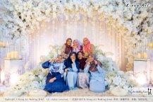 Kuala Lumpur Wedding Event Deco Wedding Planner Kiong Art Wedding Event Malay Wedding Theme Tema Perkahwinan Melayu A01-014